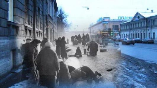 Сегодня отмечают 70-летие снятия блокады Ленинграда