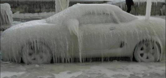 В США из-за снежной бури объявили чрезвычайную ситуацию