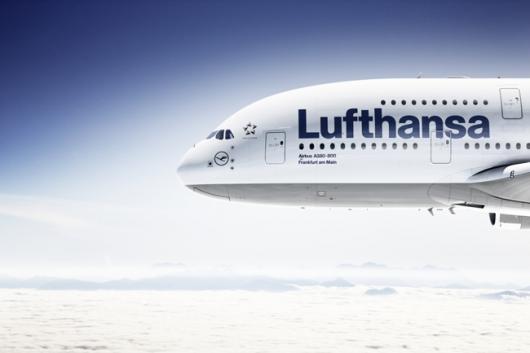 «Люфтганза» предлагает оплатить выбор места в самолете