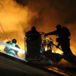 Пожар в посольстве Словении в Москве потушен