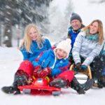 Туроператоры назвали среднюю стоимость зимнего отдыха для россиян