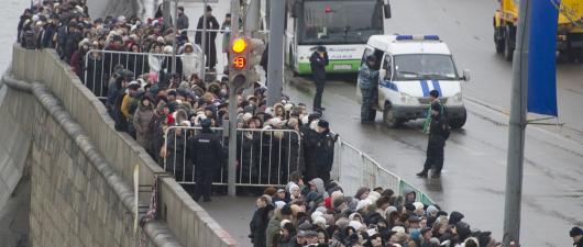 Дары волхвов в России проводят последние дни