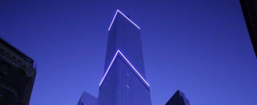 В Нью-Йорке открылся самый высокий отель в США