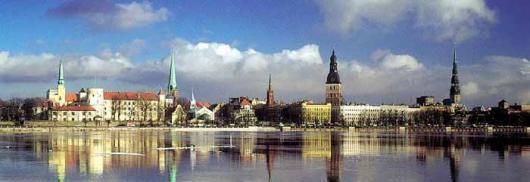 Рига стала самой красивой столицей Европы