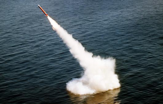 По израильскому курорту нанесли удар ракетой