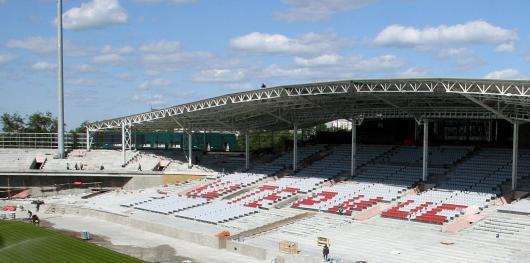 Матчи ЧМ-2018 в Екатеринбурге не отменили