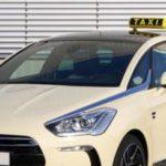 Такси во Франции организовали пробку
