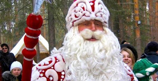 День рождения Деда Мороза в 2013 году