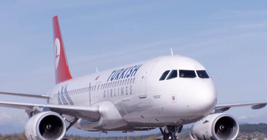 Turkish Airlines запускает два новых рейса в Россию