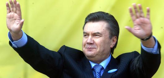 Янукович слег после принятия закона об амнистии