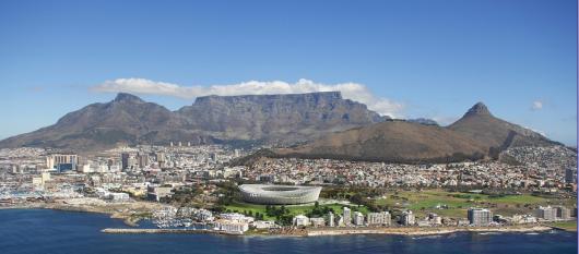 Достопримечательности Кейптауна подвергнут «косметическому ремонту»
