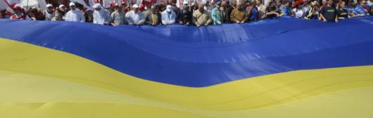Митинг в Киеве 2013 вылился в массовые беспорядки
