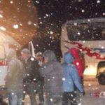 Более 20 человек пострадали в результате ДТП в Кабардино-Балкарии