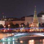 Карта новогодней Москвы поможет туристам