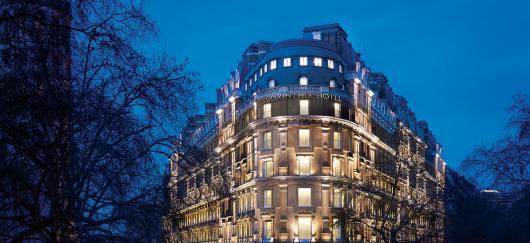 Лучшие отели мира 2014