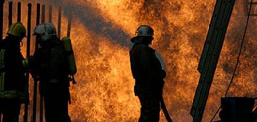 Под Вологдой произошел мощный взрыв газа