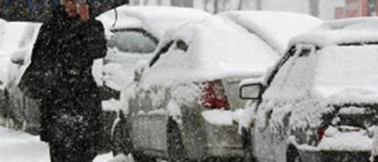 Снегопад в Москве не помешал авиасообщению