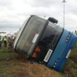 Под Смоленском произошло ДТП с белорусскими туристами