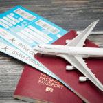 Билет на самолет Уфа — Калининград