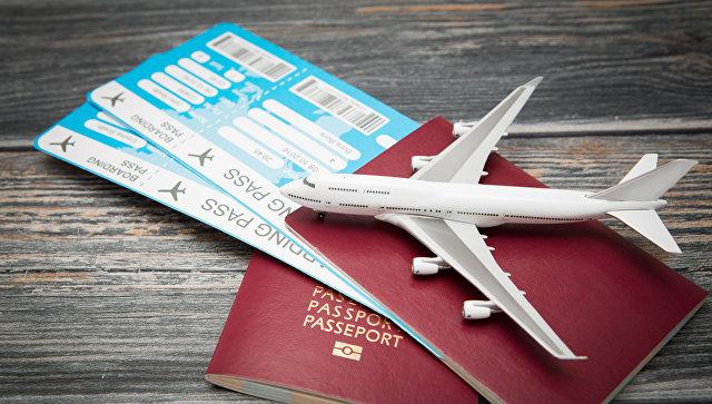 Билет на самолет Калининград — Симферополь
