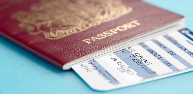 Билет на самолет Череповец — Калининград.