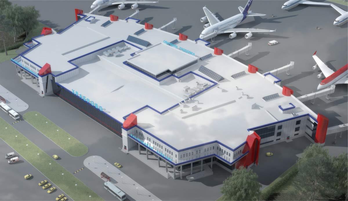 Реконструкция аэропорта Храброво и перерасход средств